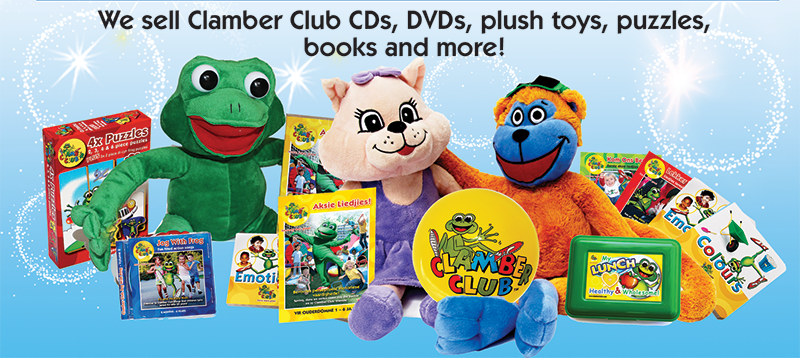 Clamber Club Shop, get all your favourite Clamber Club Toys and Goodies