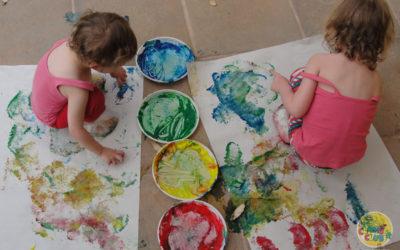 Encouraging Creativity through the Senses