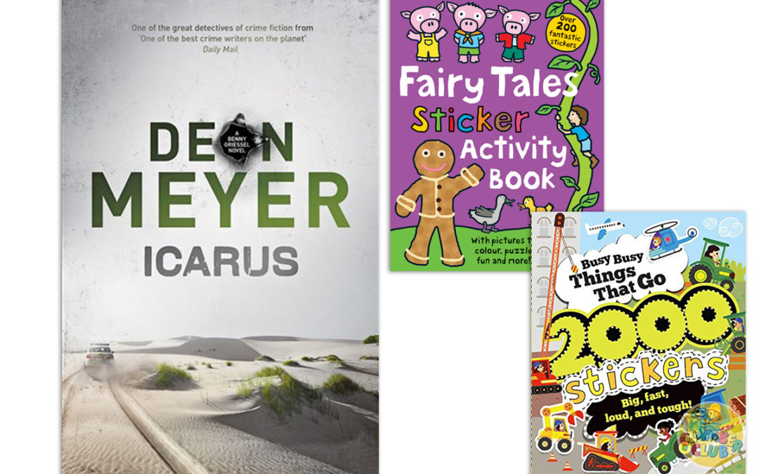 Icarus and Children's Activity Books