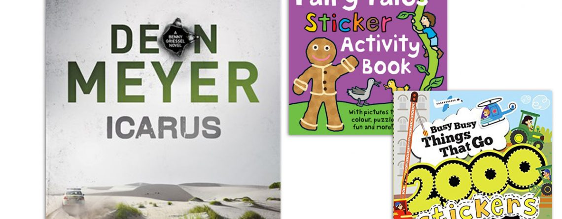 Icarus And Childrens Activity Books