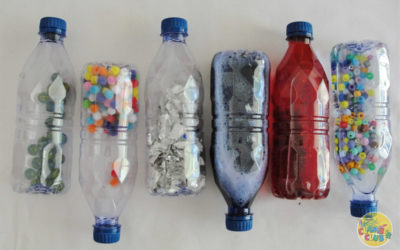 Discovery Bottles for Sensory Play