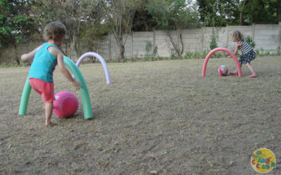 Pool Noodle Fun Without the Pool