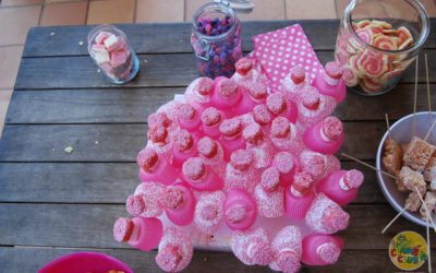 Birthday Party Baking