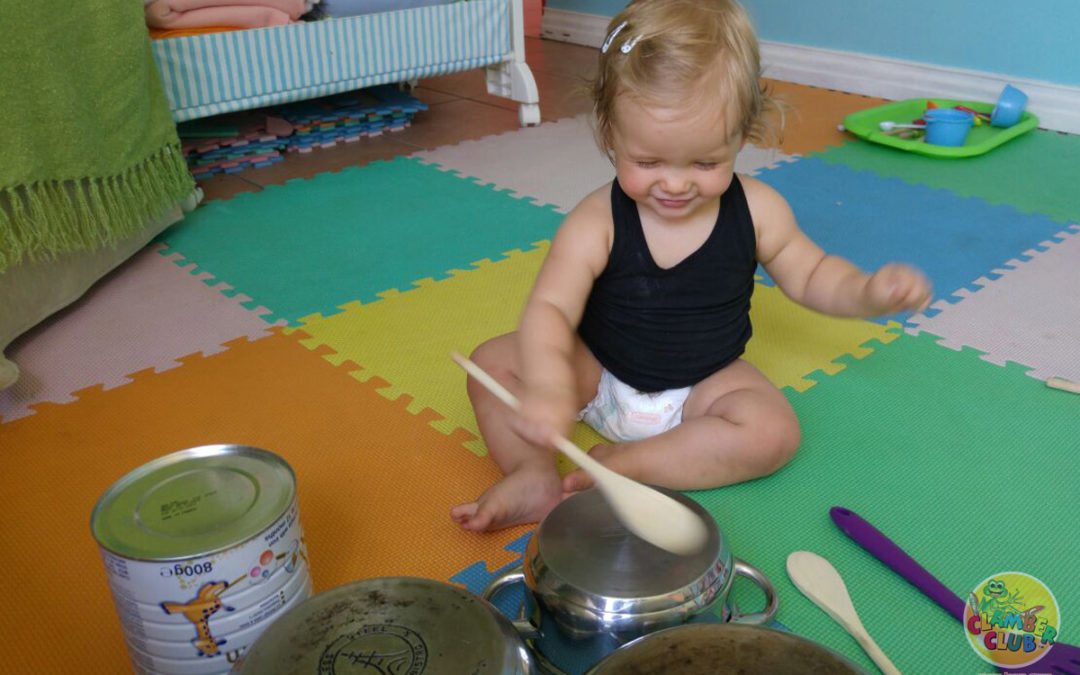 35 Activities to do With Your Baby….
