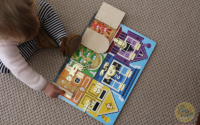 Review: Melissa and Doug Latches Board