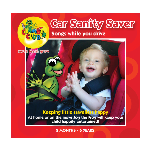 Car Sanity Saver 600 x600 pxl