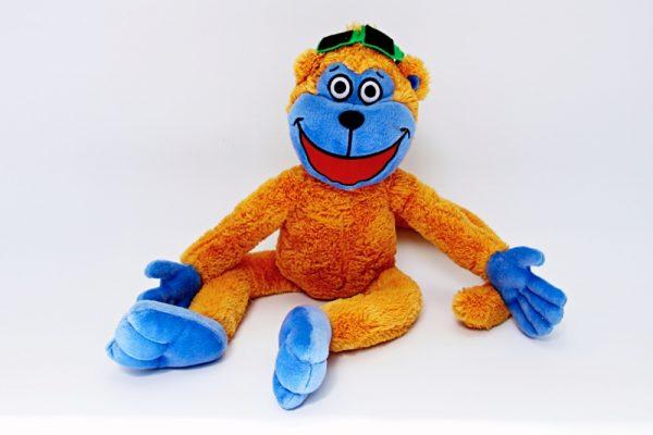 Plush Funky Monkey