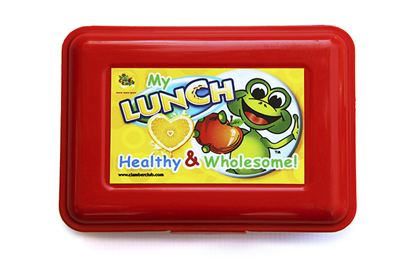 R Lunch Box LR