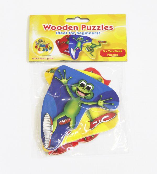 3 piece puzzle
