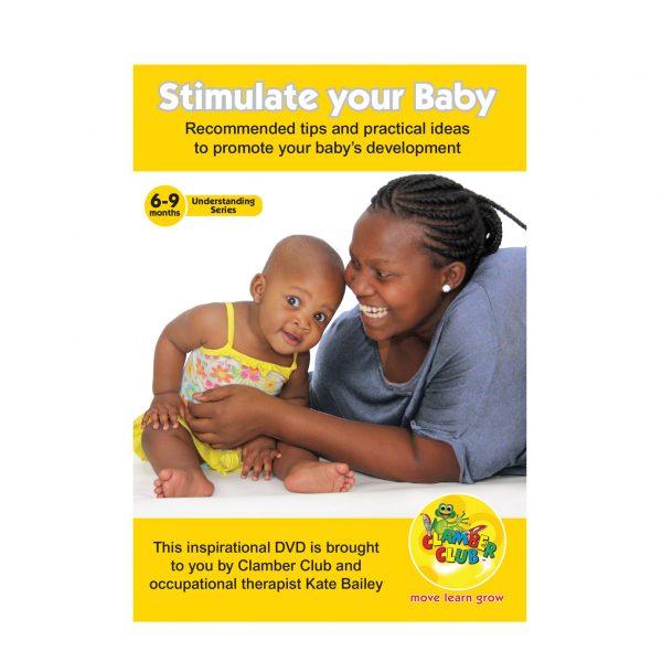 Babys Sensory World 6-9 months DVD 600 x600