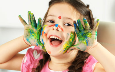7 Holiday messy play ideas