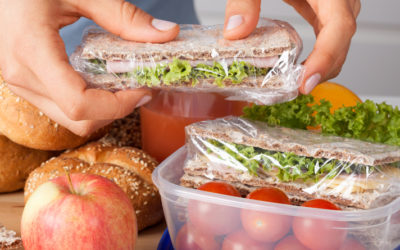 School lunches top tips on what to pack