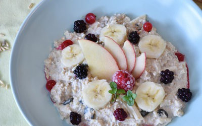 Healthy recipes that children can get involved in