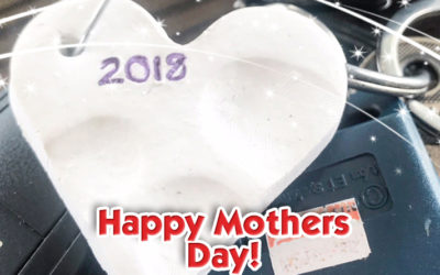Mothers Day fingerprint key chain