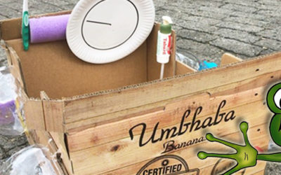 Movement – Make your own cardboard box car