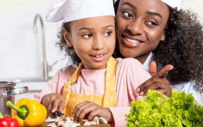 Secret veggie ideas for kids