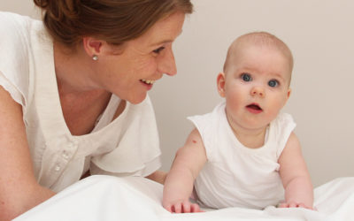 Baby exercises for happy healthy babies!