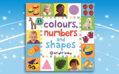 Colours, Numbers and Shapes by Bright Baby