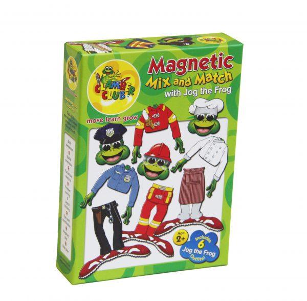 magnetic puzzle web