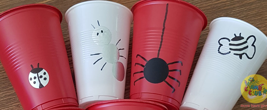 Decorate your own party cups