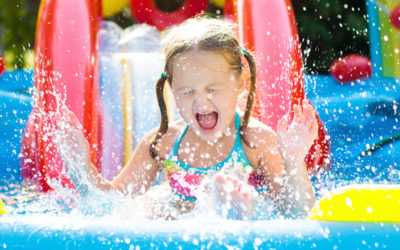 Simple activities to keep the kids busy this summer