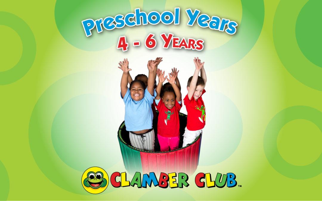 Milestones for Preschoolers 4-6 years