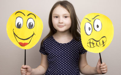 Supporting your child's emotional well-being by Just BEING
