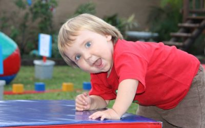 Get Moving With Our Gross Motor Outdoor Sessions for Toddlers
