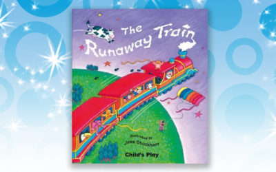 The Runaway Train, illustrated by Jess Stockham, published by Child's Play