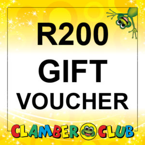 Clamber Club Gift Voucher 2020