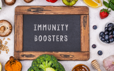 6 Immunity boosters for the whole family – products and lifestyle tips