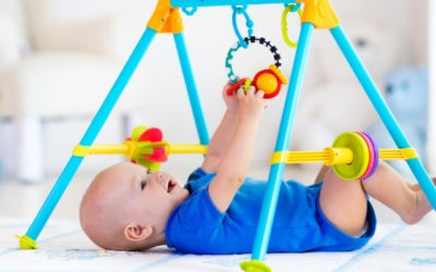 Keep your Play Gym Interesting