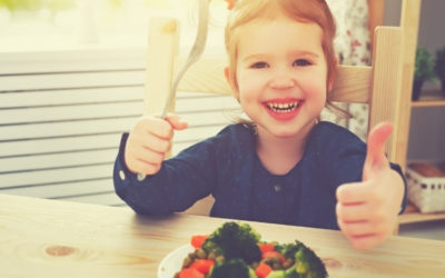 4 Ways to boost your child's gut health