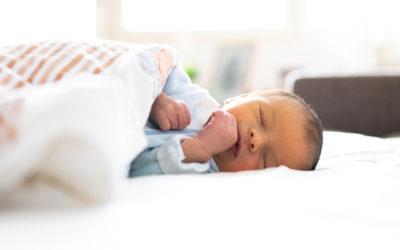 Building blocks for good infant sleep