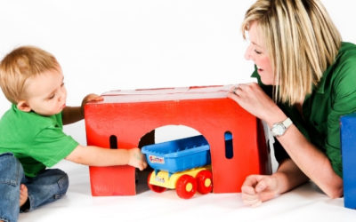 Learning Series – Imaginary transport play