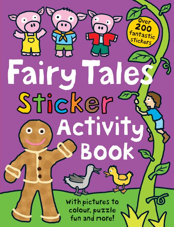 fairy-tales-activity