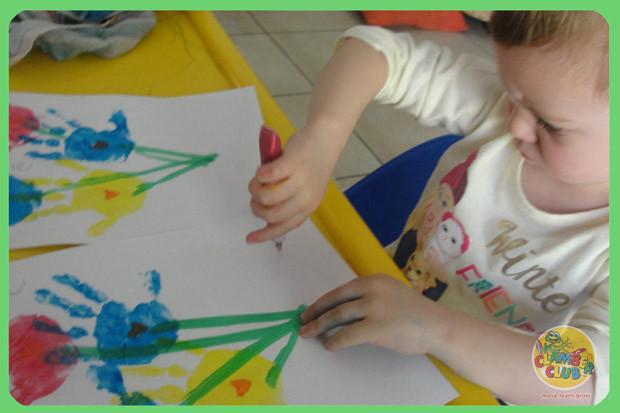Handprint Paintings