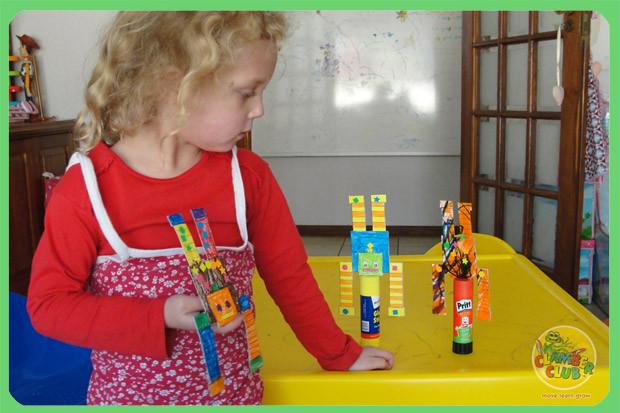 Balancing Robots
